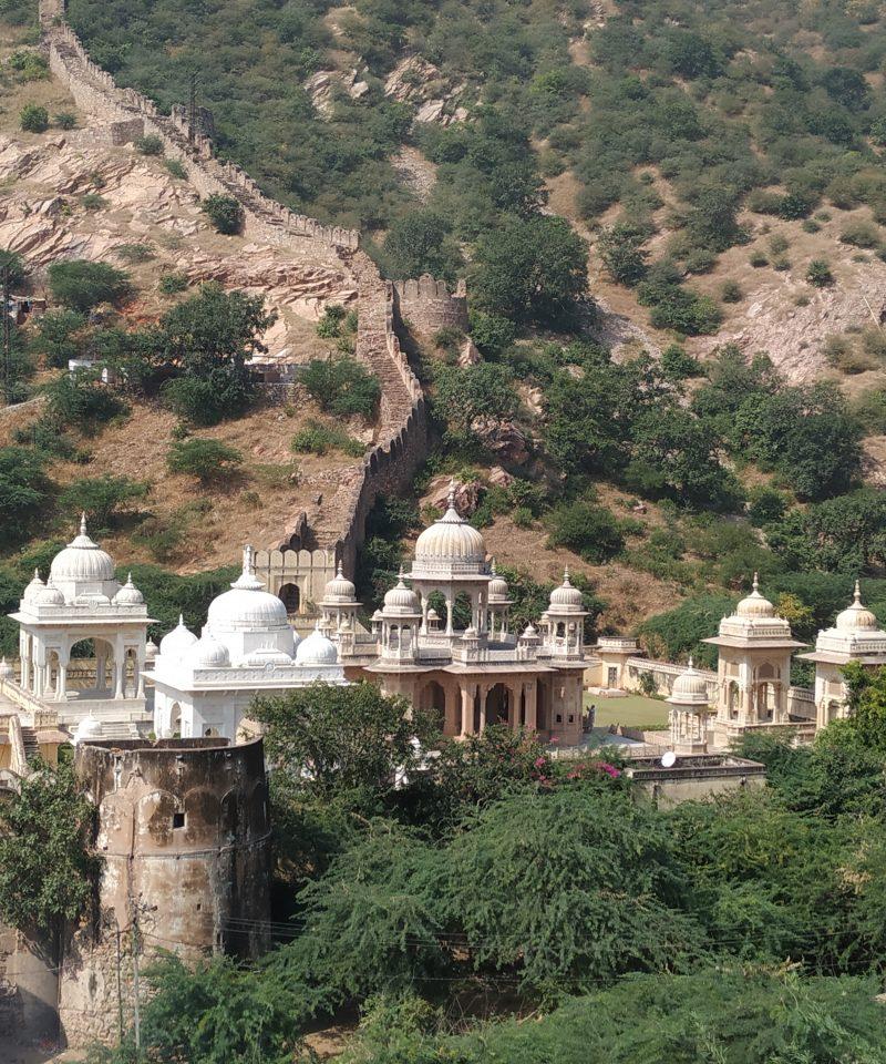 Gaitor in Rajasthan Historical Tour