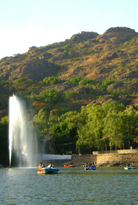 Mount Abu Destination